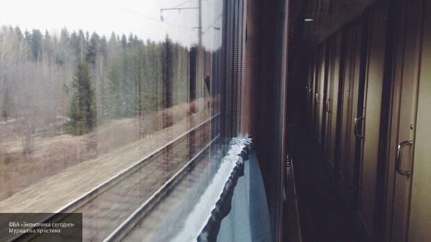 Украинскую ведущую избили и едва не изнасиловали в купе поезда