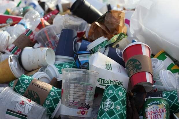 Coffeetogo, Стаканчики Одноразовые, Загрязнения
