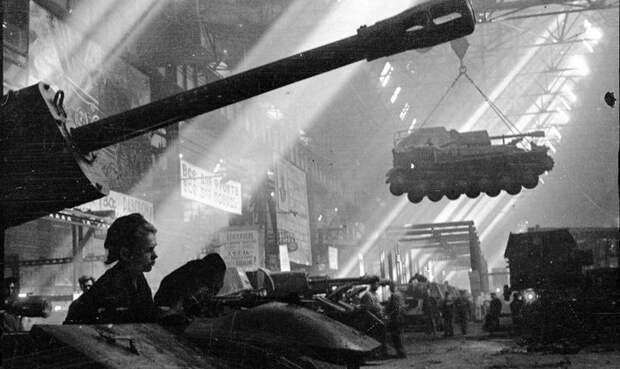 22 июня 1941 года – о советском экономическом чуде и готовности к отражению врага