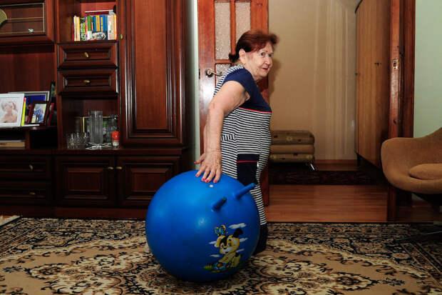 «Движение поднимает человека»: как в 78 сохранить здоровье и продолжать работать