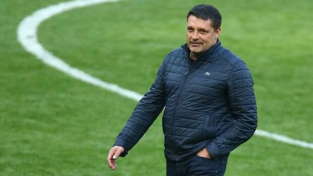 Черевченко: «В «Локомотиве» у меня много друзей, очень рад за них после вчерашнего финала»