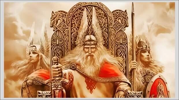 Клятва славянских воинов