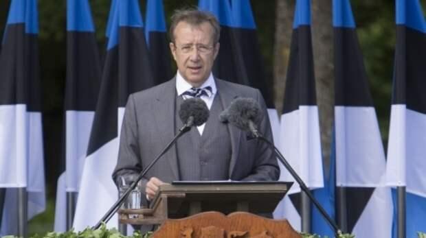 Эстонский политик просит отстранить хоккейную команду Беларуси от чемпионата мира