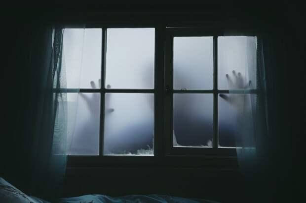 Пугающий ночной гость