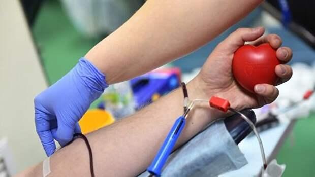 Петрозаводская станция переливания крови нуждается в донорах