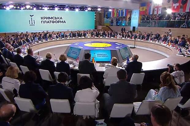 Зеленский признал, что сама Украина не может вернуть Крым