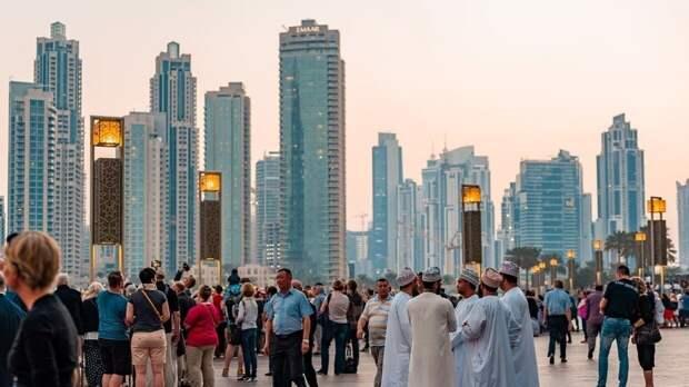 Богатые инвесторы скупают недвижимость в Дубае