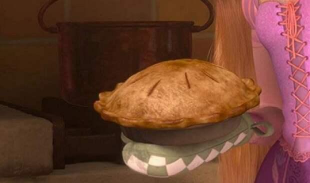 Вспомните ли вы популярные зарубежные мультики по кадрам с едой?