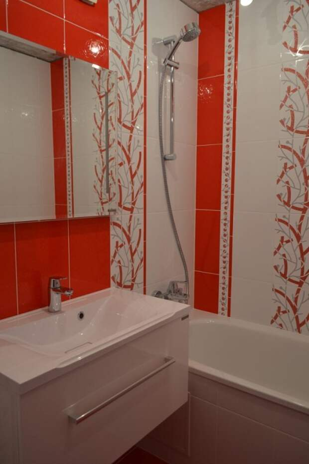 СтройРемПлан. Нюансы и идеи по укладке плитки в маленькой ванной