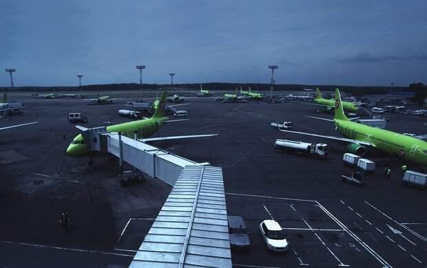 Авиакомпания S7 отменила рейсы в Турцию до конца летнего сезона