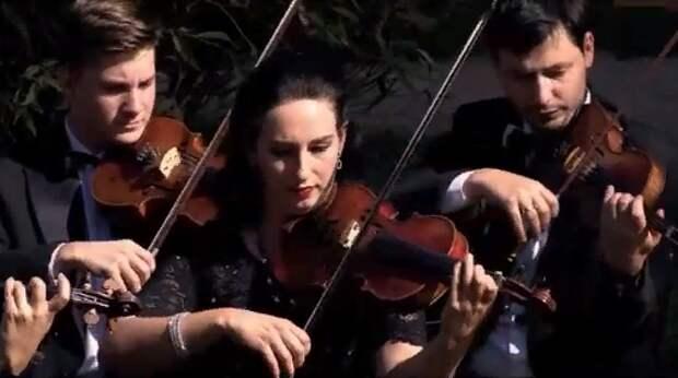 Смотрите 3 ноября осенний концерт камерного оркестра Крымской филармонии
