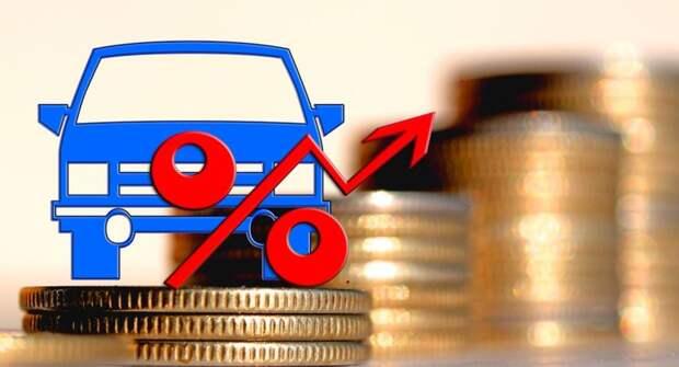 За 1 квартал 2021 года автомобили в РФ стали дороже на 8%