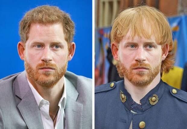Что получится, если британские монархи сменят имидж
