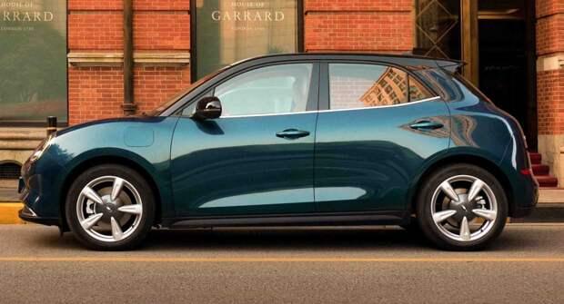 Ora Good Cat — очаровательный китайский электромобиль с забавным именем