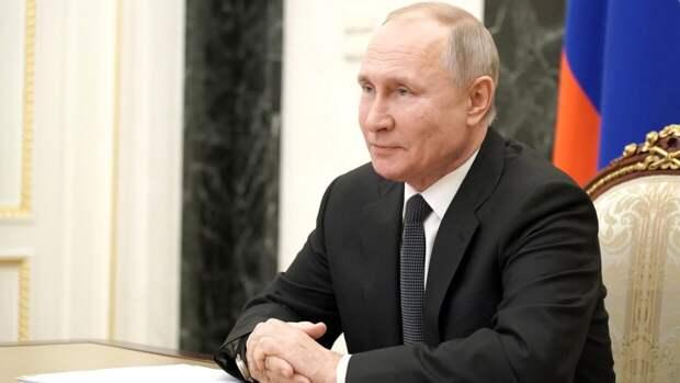 Путин раскрыл детали подготовки обращения Федеральному собранию