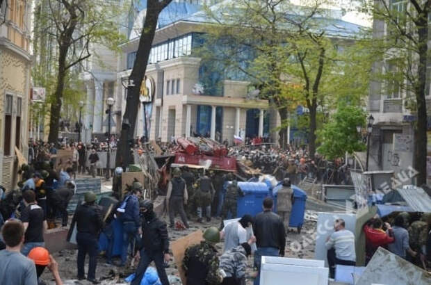 Зе-команда даже не имитирует расследование трагедии 2 мая 2014 г. в Одессе