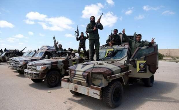 Ливия как площадка для отработки сценариев Третьей мировой войны