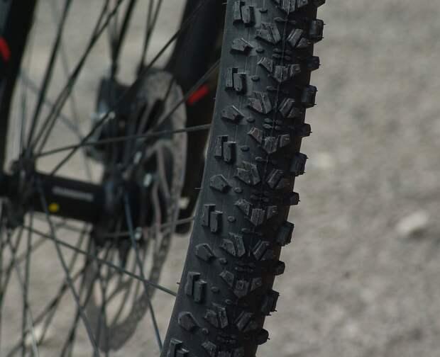 «Полет» на велосипеде в Некрасовке закончился в травмпункте