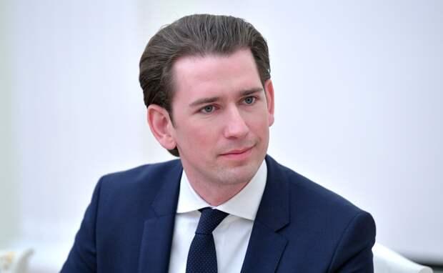 Курц заявил о введении полного локдауна в Австрии