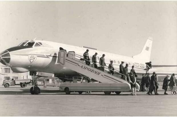 Деятельность «Аэрофлота» имела те же проблемы, что и другие сферы жизни в СССР, \Фото: ngs24.ru.