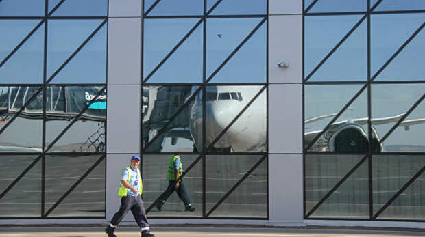 В симферопольском аэропорту прокомментировали ситуацию с задержками рейсов