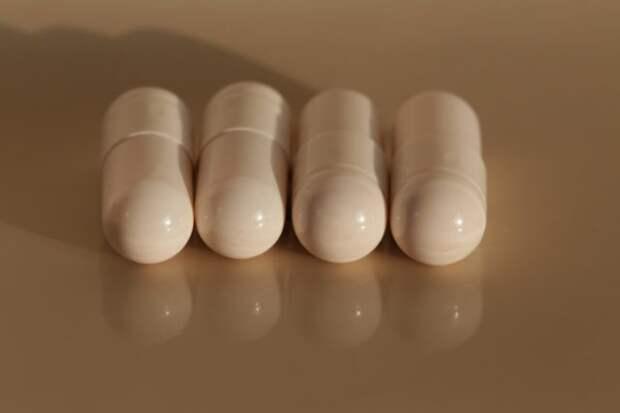 таблетки на фото