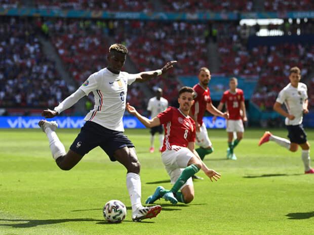Главная сенсация дня: Франция не смогла обыграть Венгрию