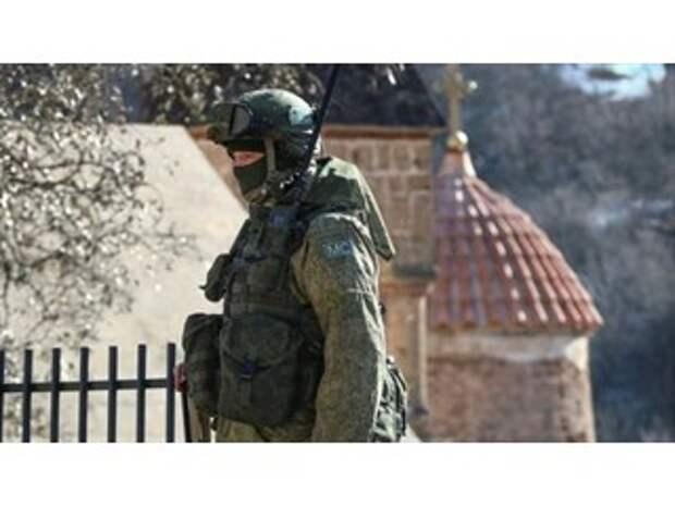 Инцидент в зоне миротворческой миссии: кто в кого стрелял в Карабахе?