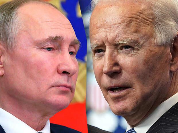 Песков отказался уточнить возможную дату и место встречи Путина и Байдена