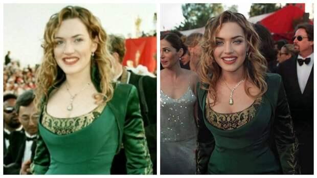 Как бы выглядели 12 известных женщин, если бы стремились к современным идеалам красоты