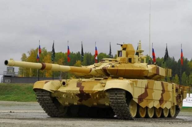 Т-90М «Прорыв» - лучший боевой танк в мире