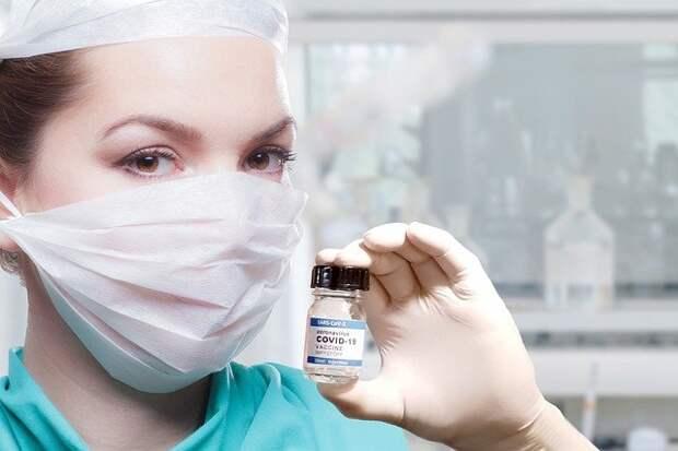 Ревакцинация доступна во всех прививочных пунктах района Марьино