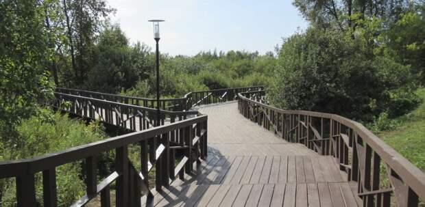 Оранжерейные пруды в «Царицыно» реконструируют в этом году