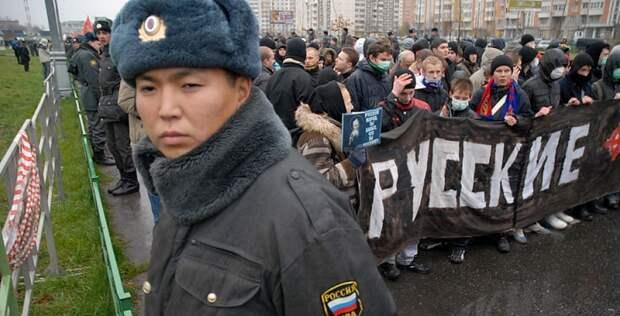 Нерусский «русский марш». Александр Роджерс