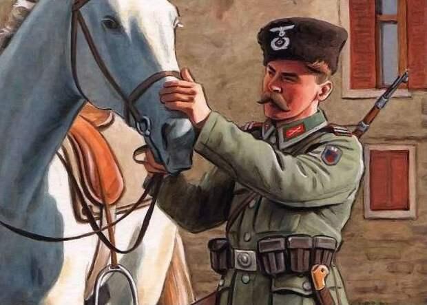 Иудам – иудино: как либералы льют крокодиловы слезы по выданным СССР казакам-эсэсовцам