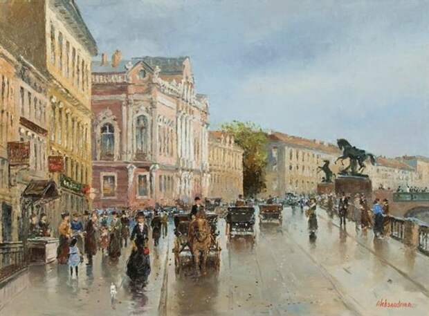 художник Ирина Александрина картины - 07