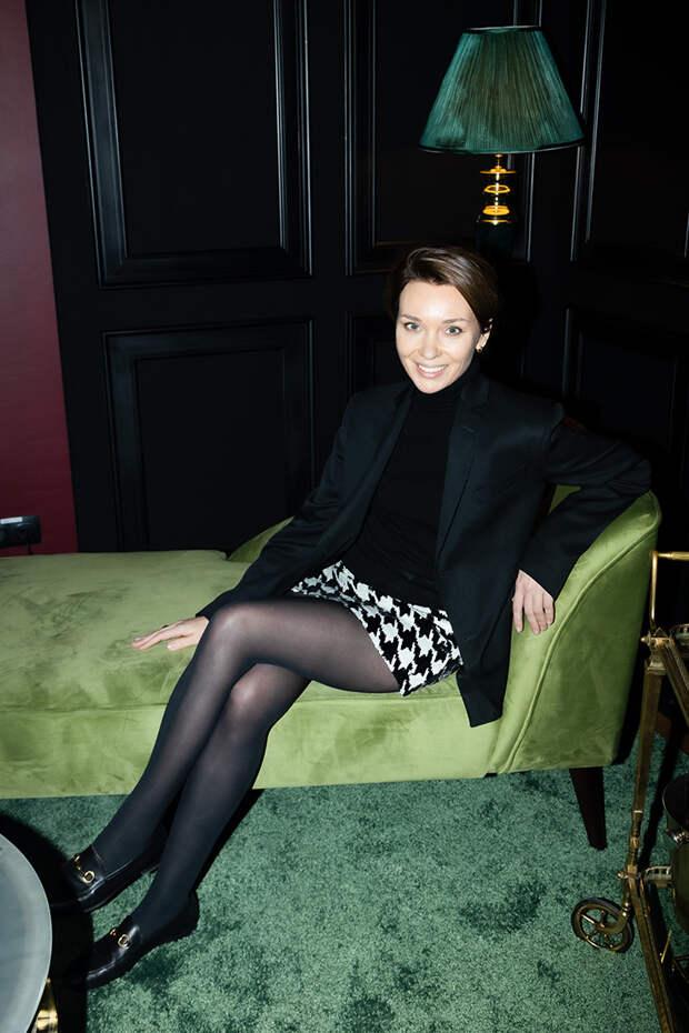 Елена Летучая и Алеся Кафельникова на вечеринке Kilian Paris