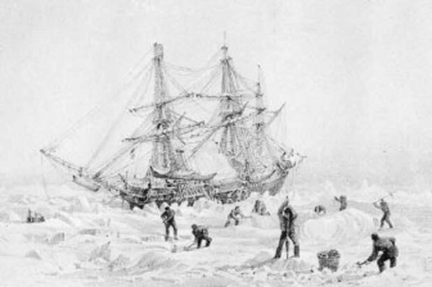 Тайна исчезнувшей экспедиции Франклина — новые подробности появились спустя 176 лет