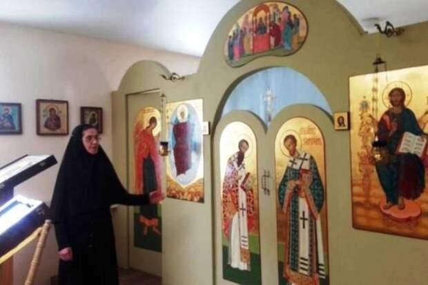 """Экскурсию в женский монастырь организовали в ЕАО в рамках проекта """"Непоколебимая вера"""""""