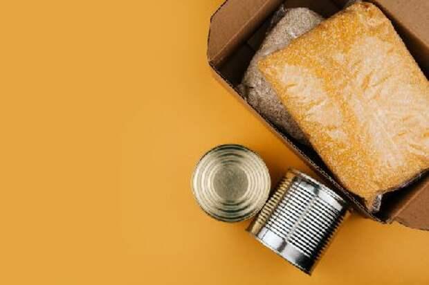 Тамбовчане могут помочь продуктами одиноким пожилым людям