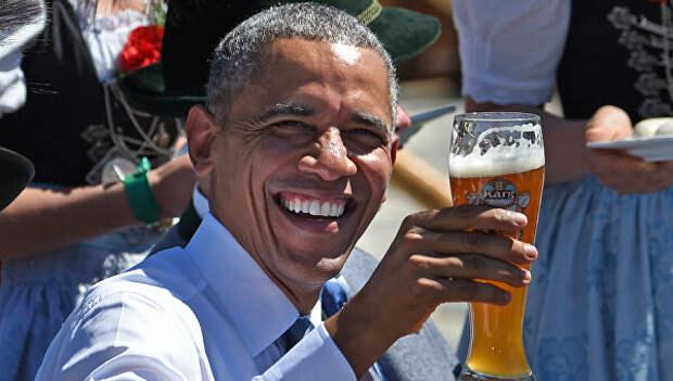 Обаму назвали лучшим среди неумело танцующих мировых лидеров - РИА ...
