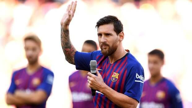 Месси получит от «Барселоны» 39 млн евро за лояльность вне зависимости от того, останется ли в клубе