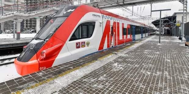 Территория станции МЦД-2 Курьяново будет благоустроена к лету
