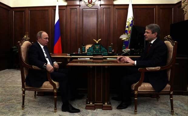 Семья бывшего главы Краснодарского края Ткачева накормит Крым