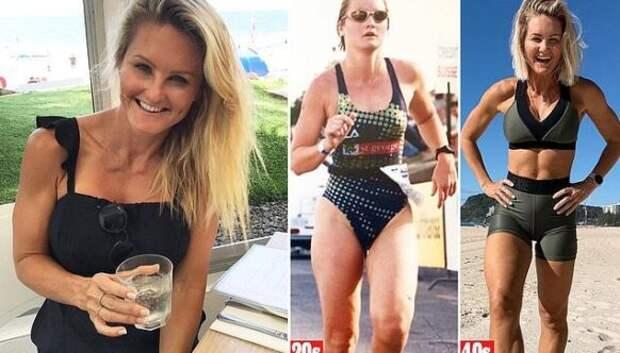 8 секретов похудения от австралийки, которая в 43 года выглядит лучше, чем в20