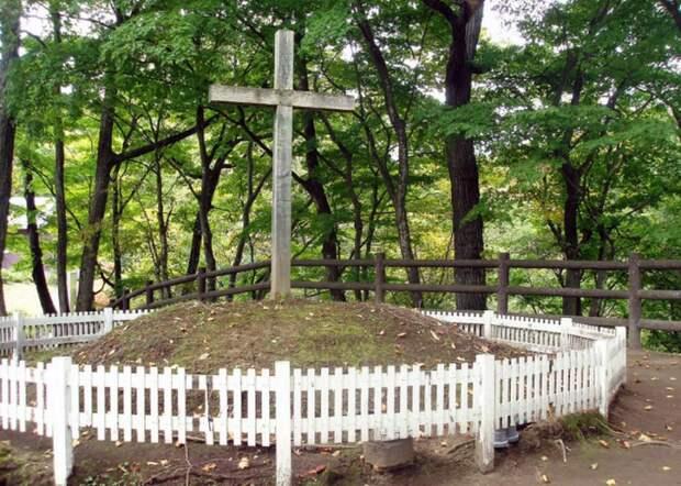 Иисус по-японски.