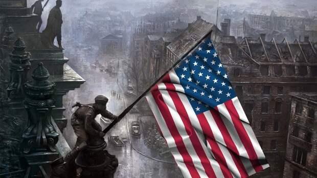 Как Америка с Британией войну у Гитлера выигрывали