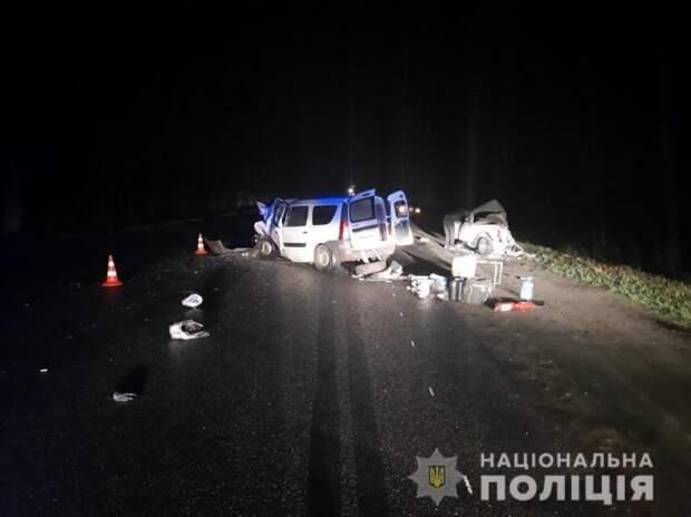 Смертельное ДТП в Харьковской области. Появилось видео