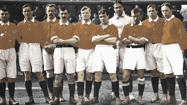 Ромм, Стокгольм и «Унитас»: сборная России по футболу, которая проиграла финнам в 1912 году