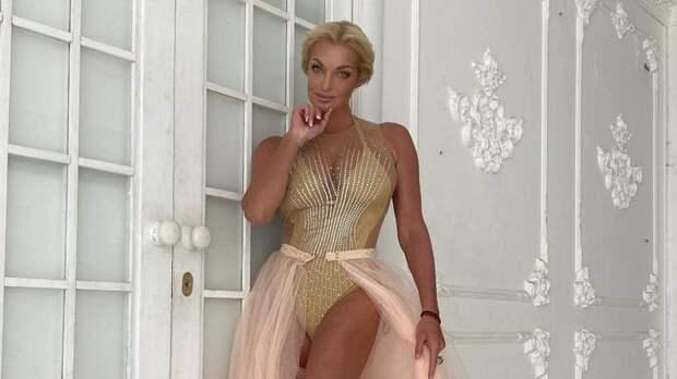 Фанаты Волочковой поделились эмоциями от ее нового фото в бикини